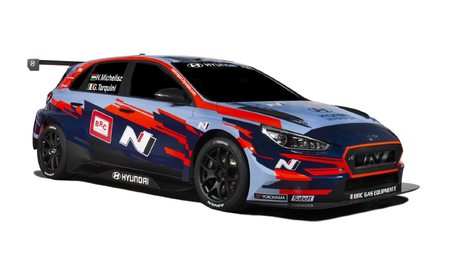 Hyundai Motorsport i30 N TCR customers ready for 2019 WTCR