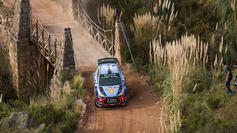 Hyundai Motorsport announces line-up for South American double-header
