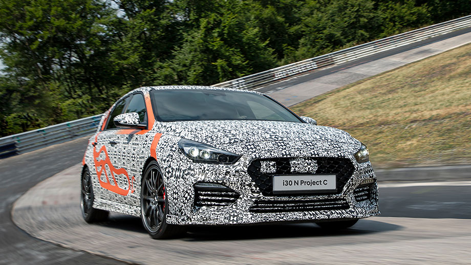 Hyundai Motor announces limited-edition i30 N Project C