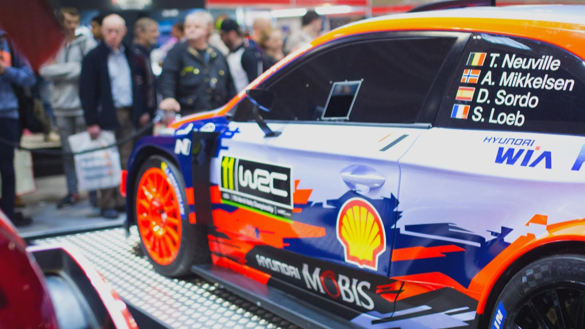 Everything you need to know about Hyundai Motorsport's Sébastien Loeb