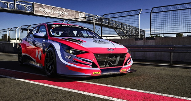 TCR Lineup Expanded with the Elantra N TCR