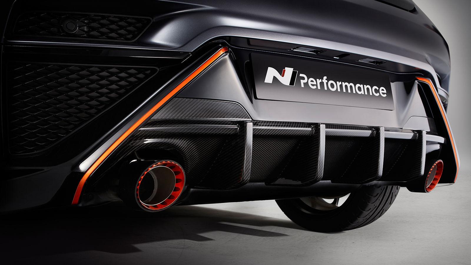 Veloster N Performance Car | hyundai N